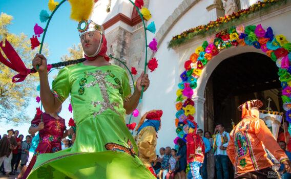 iglesia san andres zautla, tradiciones de oaxaca