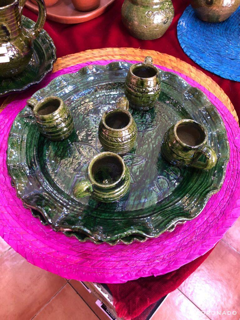 Barro de oaxaca, barro de atzompa, artesanias de mexico