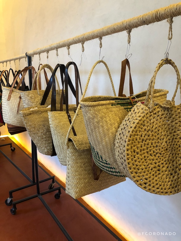 souvenirs de oaxaca, comprar en mexico, bolsas de palma