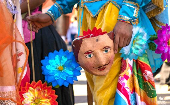 valles centrales, Carnavales de Oaxaca, tradiciones de México