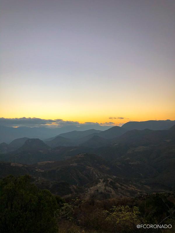 rayos de sol, paisajes natirales, montañas en mexico