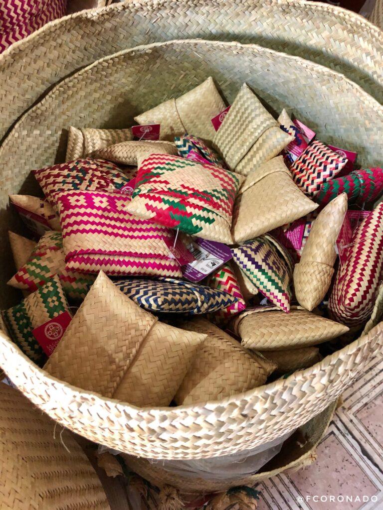 artesanias de oaxaca, artesanias de mexico, tejido en palma