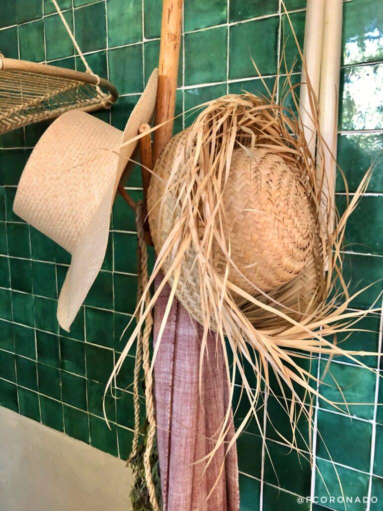articulos de palma, palma tejida, sombreros de oaxaca