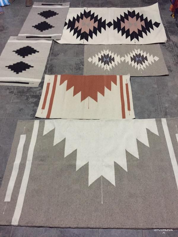 decoracion para casa, artesanias oaxaqueñas, tapetes de lana