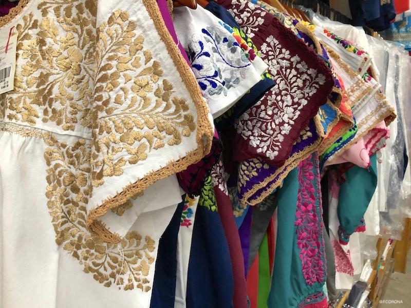 blusas artesanales, bordados de oaxaca, textiles oaxaqueños