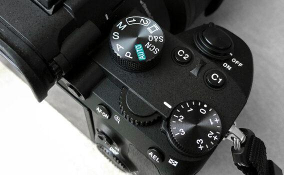 Equipo de un fotografo