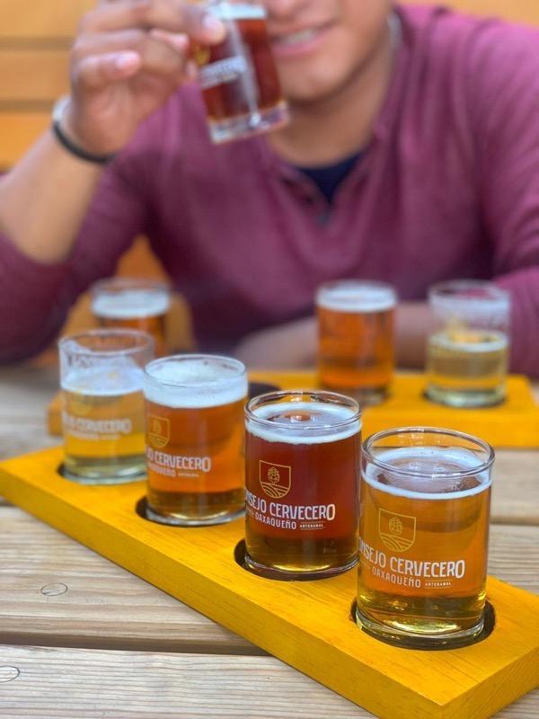 cervezas artesanales de oaxaca