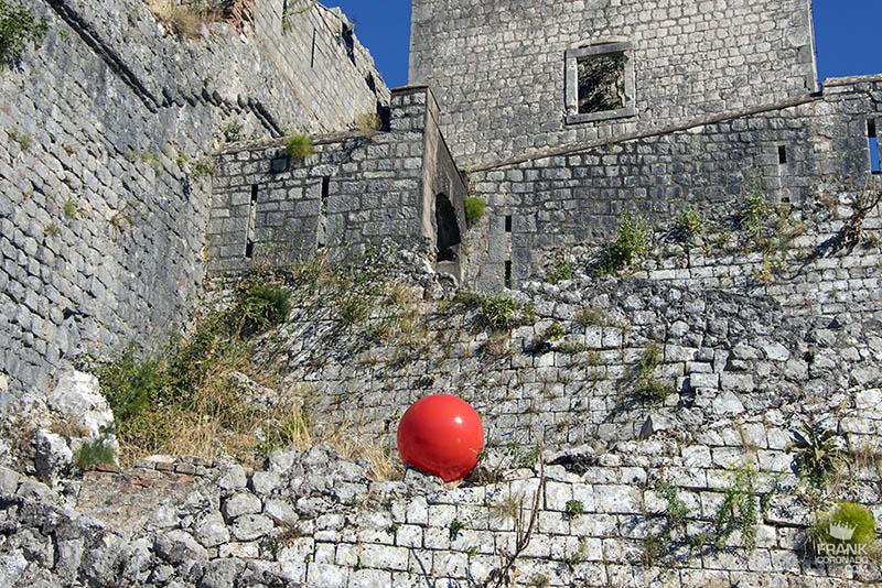 fortaleza de kotor montnegro