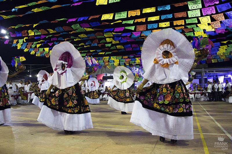 fiesta del istmo de tehuantepec