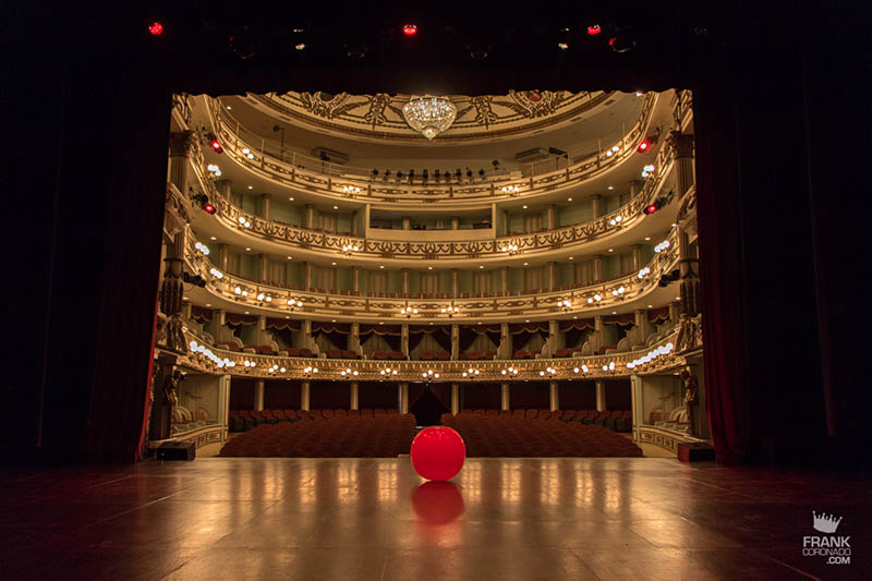 teatro Macedonio alcala