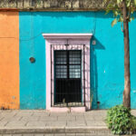 ventanas de casas de oaxaca