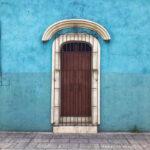 casa azul en oaxaca