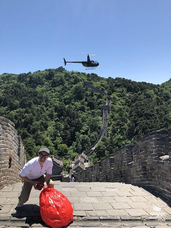 muralla china en mutianyu