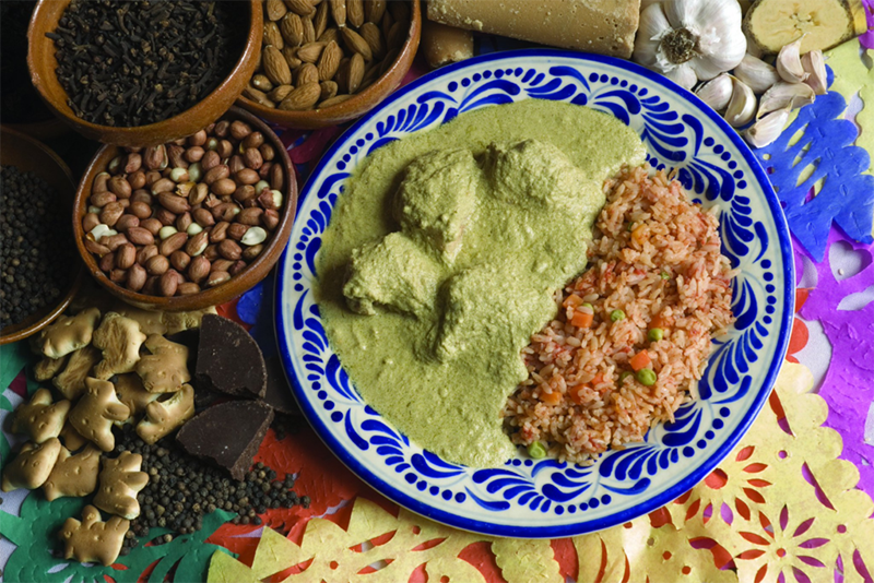 que comer en Puebla