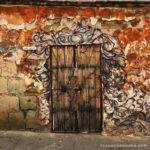 casas pintadas de oaxaca