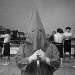 procesión del silencio en oaxaca