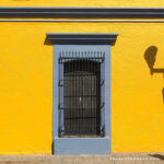 casas de colores vivos