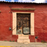 puertas del centro de oaxaca