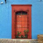 casa pintoresca de oaxaca
