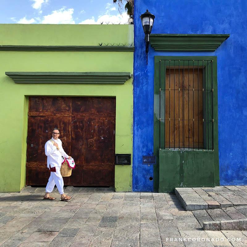barrio de Xochimilco oaxaca