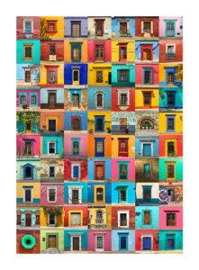 impresion fachadas de oaxaca