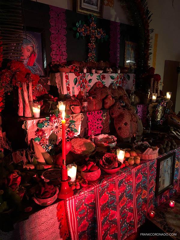 altar de juquila