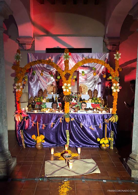 altares de oaxaca
