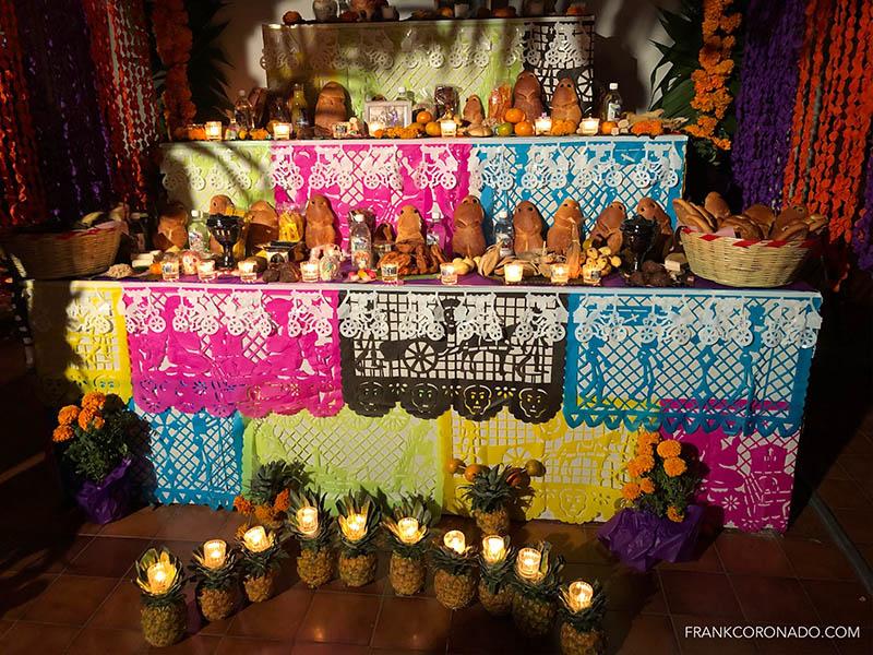 altares de muerto en oaxaca
