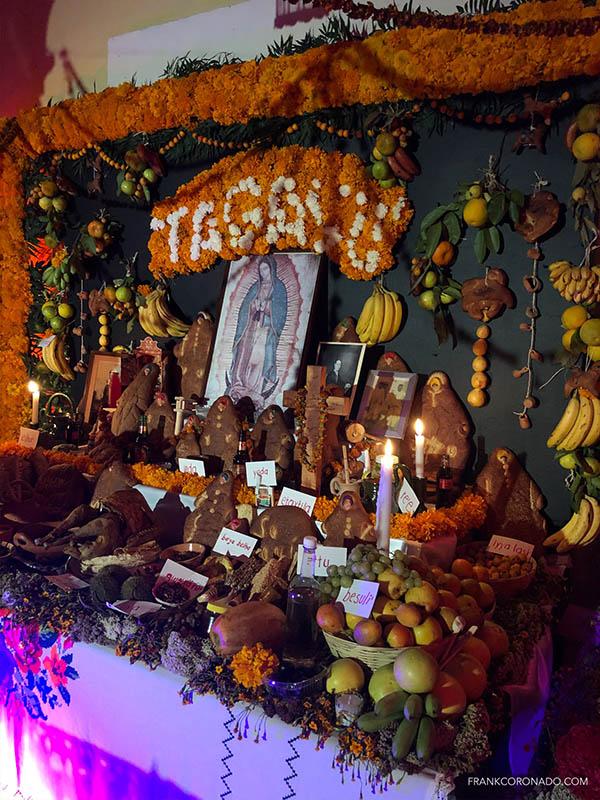 altares oaxaqueños