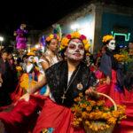 desfile dia de muertos