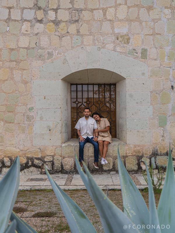 fotografías en Oaxaca para parejas
