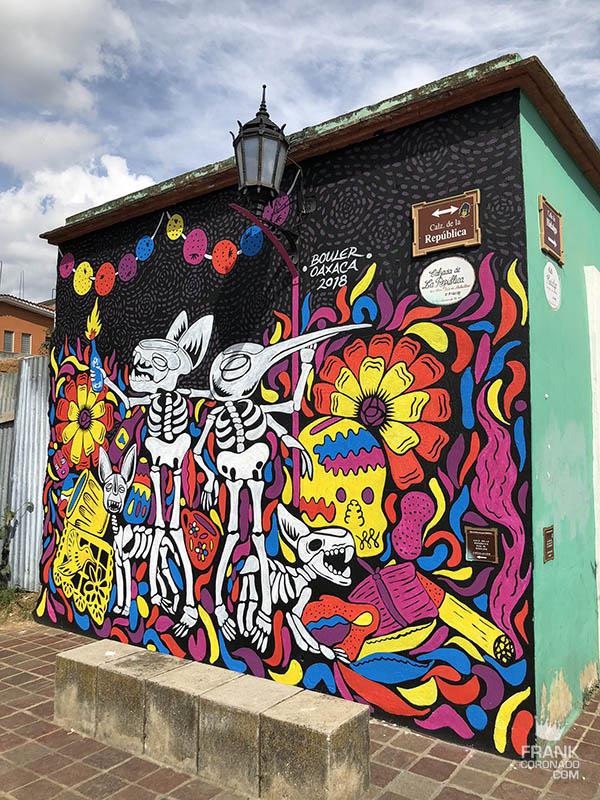 arte urbano en oaxaca