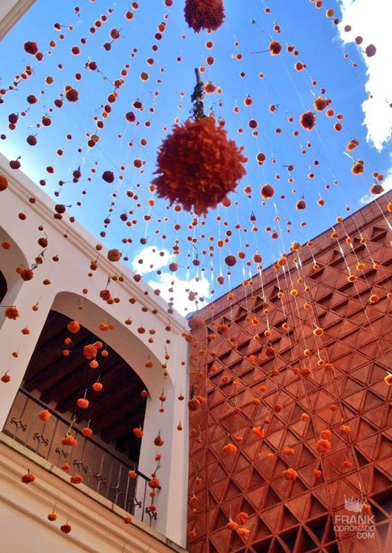 Dia de muertos en la ciudad de Oaxaca