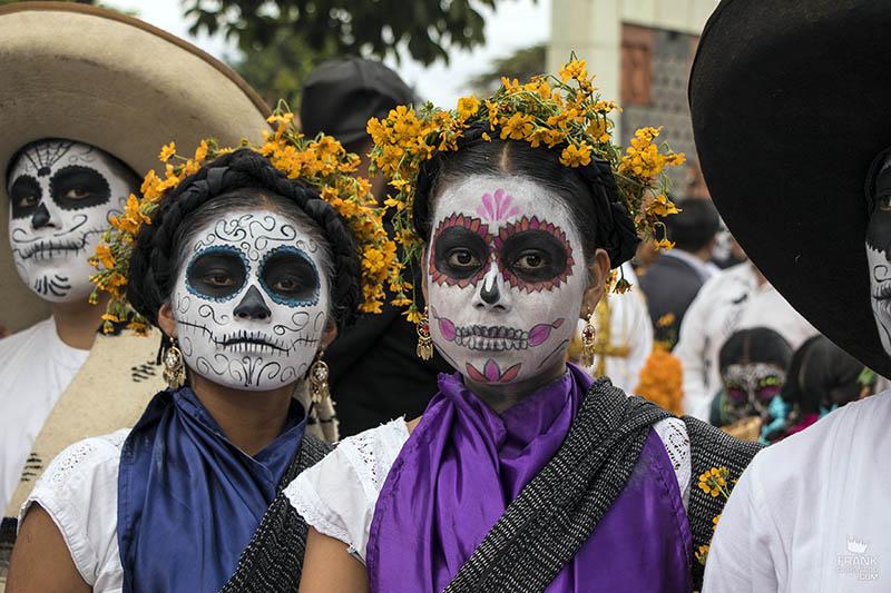 celebracion de dia de muertos