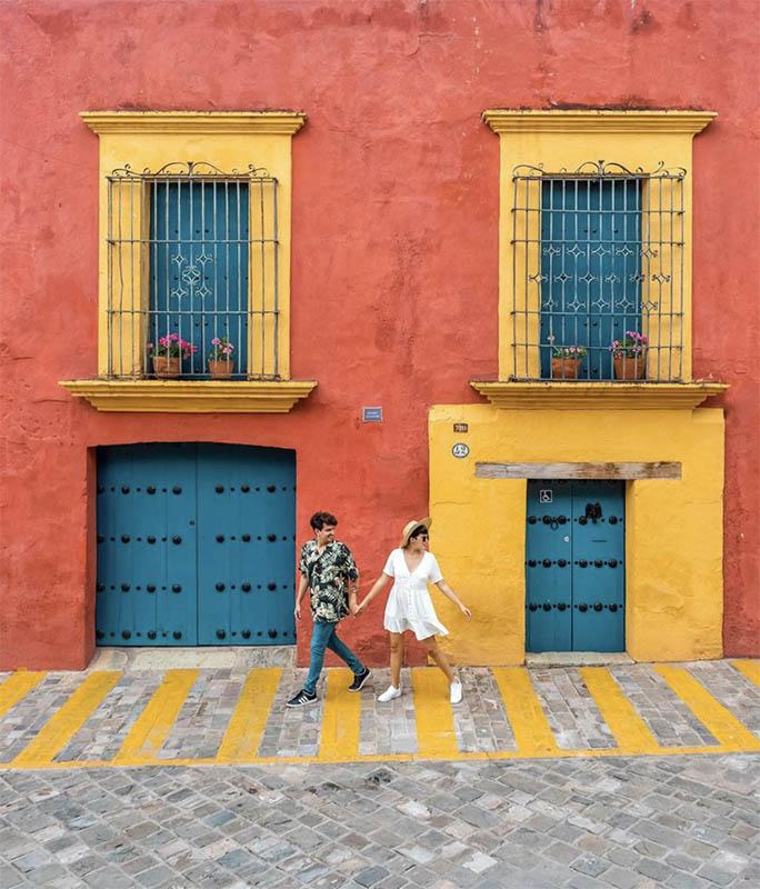 sesion fotografica en Oaxaca