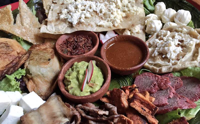 Que comer en Oaxaca