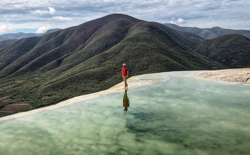 donde hacer fotos en hierve el agua