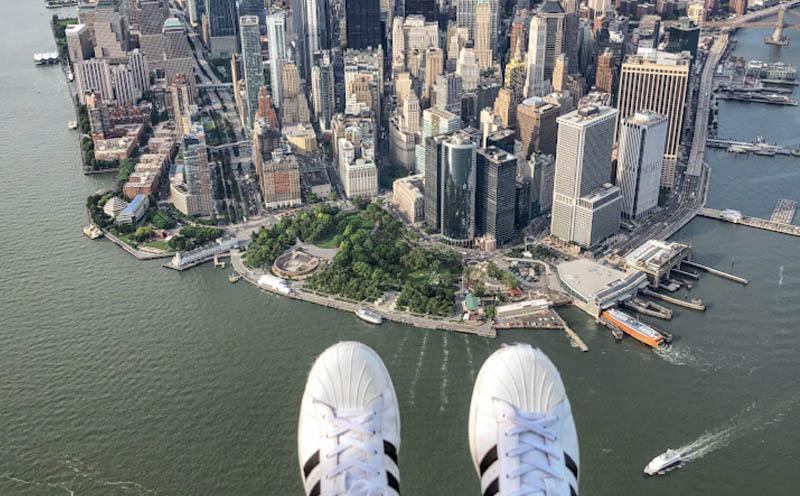 vuelo sobre Nueva York en helicoptero