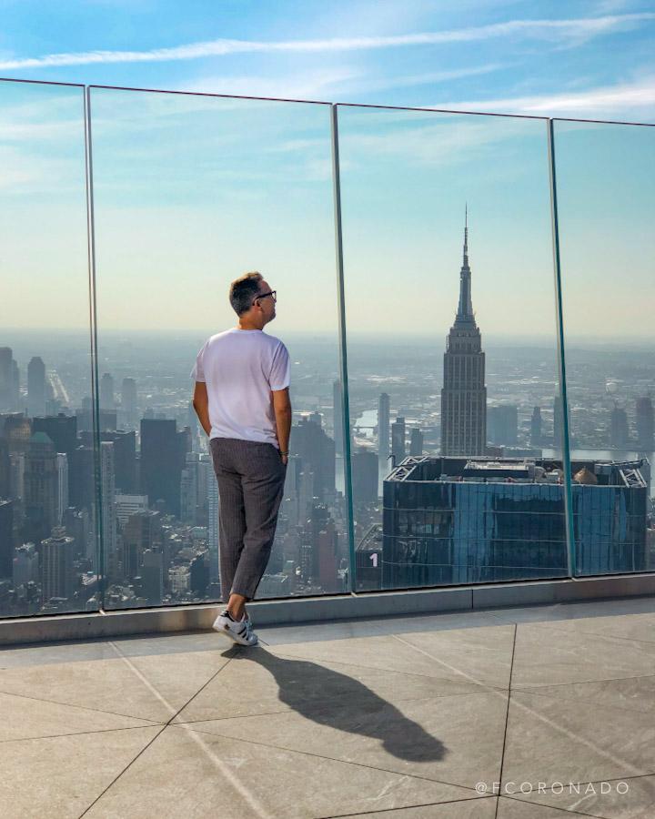 vistas desde the edge en nyc