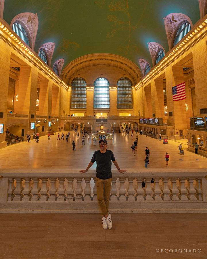 Estacion principal de nueva york