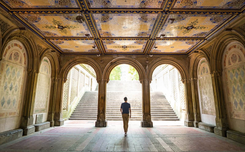 lugares para hacer fotos en nueva york