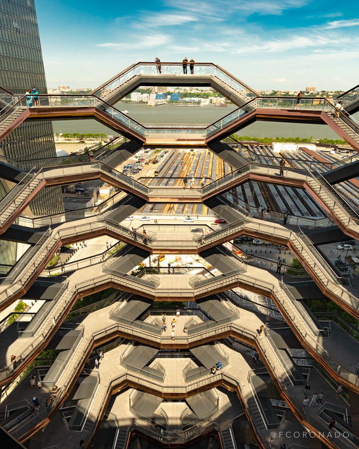 estructura Vessel Nueva York