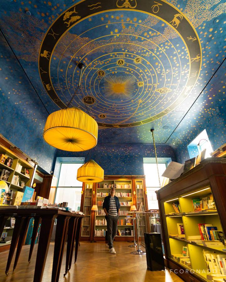 libreria en nueva york
