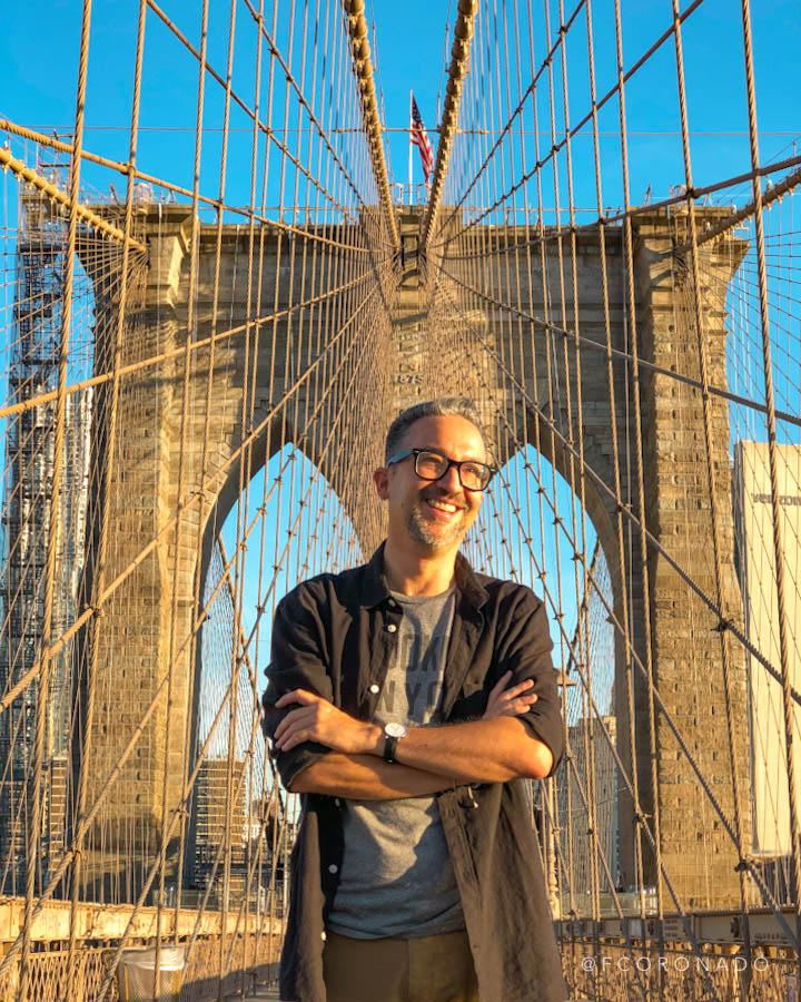puente de brooklyn en nyc