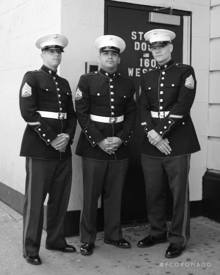 policias de estados unidos