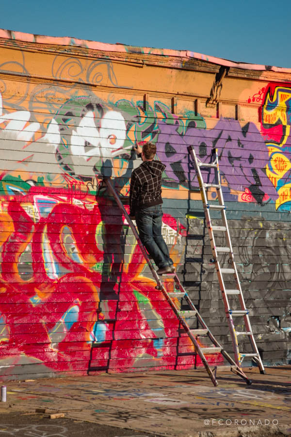 grafiteros en nueva York